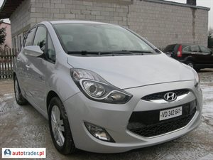 Hyundai ix20, 2011r. - zobacz ofertę