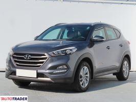 Hyundai Tucson 2015 1.7 113 KM