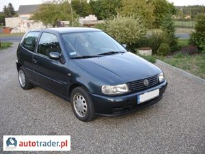 Volkswagen Polo 1.9 1999 r.,   4 200 PLN