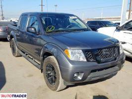 Nissan Frontier 2019 4