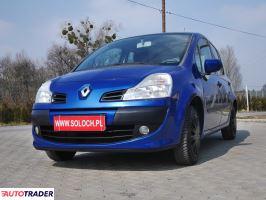 Renault Modus 2008 1.2 75 KM