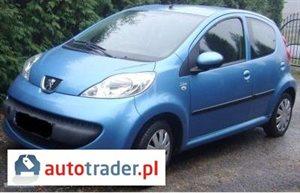 Peugeot 107, 2007r. - zobacz ofertę