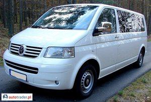 Volkswagen Caravelle 2.5 2003 r. - zobacz ofertę