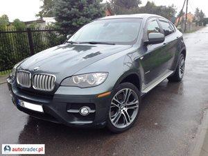 BMW X6 3.0 2008 r.,   123 900 PLN