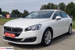Peugeot 508 2015 2 164 KM