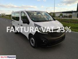 Opel Vivaro 2018 1.6 125 KM