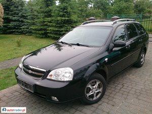 Chevrolet Nubira 1.6 2007 r. - zobacz ofertę
