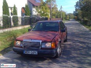 Mercedes W124 3.0 1987 r. - zobacz ofertę