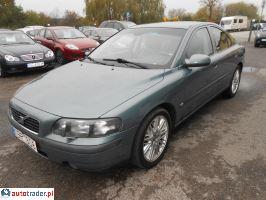 Volvo S60 2.4 2002r. - zobacz ofertę