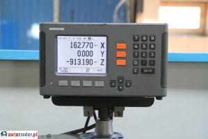 Tokarka TUR 630 M x 2000