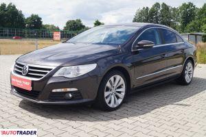 Volkswagen Passat CC - zobacz ofertę