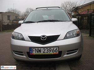 Mazda 2, 2004r. - zobacz ofertę
