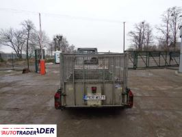 IFOR Wiliams Trailer 2008r.
