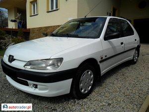 Peugeot 306 1.4 1998 r. - zobacz ofertę