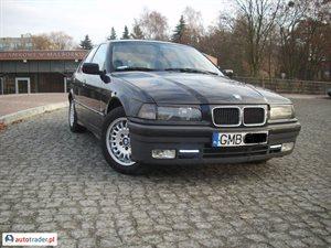BMW 316, 1996r. - zobacz ofertę