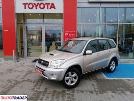 Toyota RAV 4 2005 2.0 116 KM