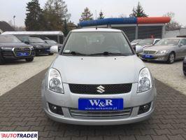Suzuki Swift 2009 1.3 75 KM