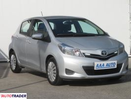 Toyota Yaris 2013 1.0 68 KM