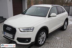 Audi Q3, 2011r. - zobacz ofertę