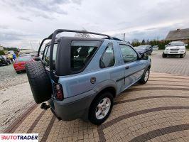 Land Rover Freelander 2000 2.0 98 KM