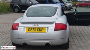 Audi TT, 2002r. - zobacz ofertę