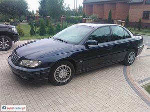 Opel Omega 2.5 2004 r. - zobacz ofertę