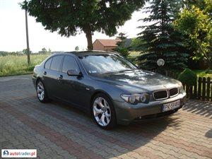 BMW 730 3.0 2004 r. - zobacz ofertę