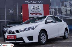 Toyota Corolla 1.3 2016r. - zobacz ofertę