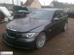 BMW 320 2.0 2005 r.,   19 999 PLN