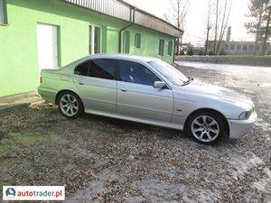 BMW 530 2002 3 231 KM