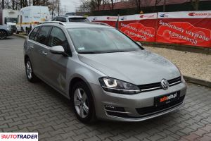 Volkswagen Golf 2014 1.6 105 KM