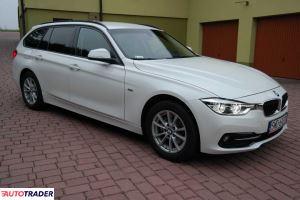 BMW 320 2016 2.0 190 KM