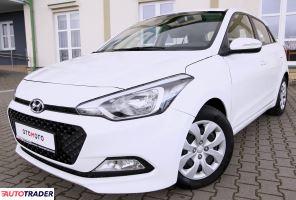 Hyundai i20 2018 1.2 85 KM