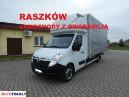Opel Movano 2017 2.3