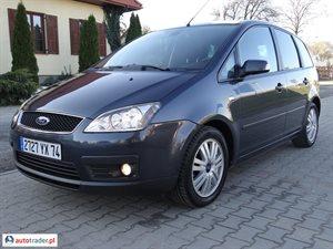 Ford C-MAX 1.8 2006 r.,   18 900 PLN