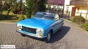 Peugeot Pozostałe 1973 1.3 65 KM