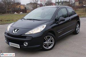 Peugeot 207, 2007r. - zobacz ofertę