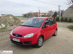 Ford C-MAX 1.6 2004 r.,   15 900 PLN