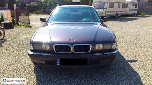 BMW 740 4.0 1994 r. - zobacz ofertę