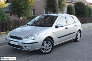 Ford Focus 2003 1.6 101 KM
