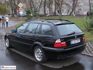 BMW 320 2.0 2004 r.,   24 900 PLN