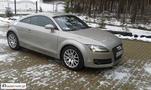 Audi TT 2.0 2007 r. - zobacz ofertę