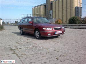 Mazda 626 2.0 2000 r. - zobacz ofertę