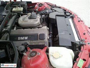 BMW Z3 1997 1.9 177 KM