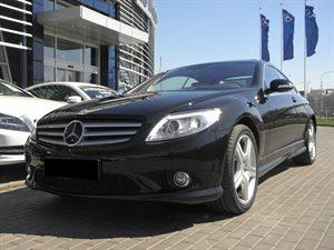 Mercedes 500 5.5 2009 r. - zobacz ofertę