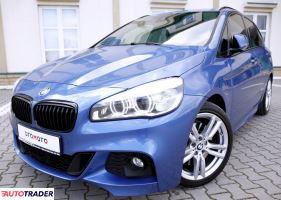 BMW Pozostałe 2015 2.0 231 KM