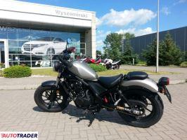 Honda CMX - zobacz ofertę