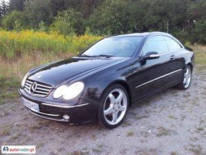 Mercedes CLK 2.7 2003 r. - zobacz ofertę