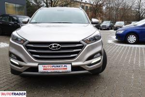 Hyundai Tucson 2015 1.7 115 KM