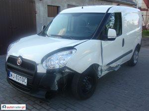 Fiat Doblo 1.3 jtd Salon PL NA GWARANCJI 2013 r.,   23 700 PLN